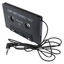 GTMax MP3 Car Audio Tape Cassette Adapter for Coby Kyros