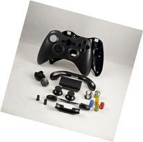 Black Xbox 360 Controller Shell Housing
