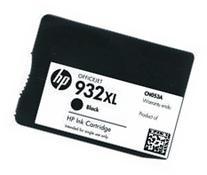 2 X HP 932XL Black High Yield Original Ink Cartridge