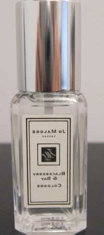JO MALONE BLACKBERRY & BAY COLOGNE .3 oz / 9ml