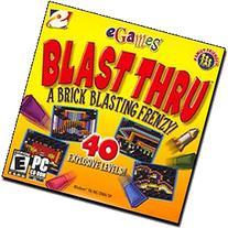 Blast Thru - A Brick Blasting Frenzy