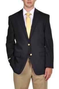 Ralph Lauren Men's Blazer 52 Long Navy