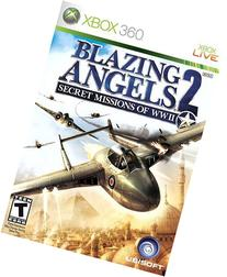 Blazing Angels 2 Secret Missions -Xbox 360
