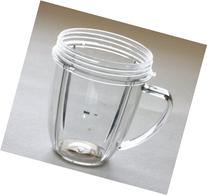 Nutribullet Blending Cup with Handle 18 Oz Accessories