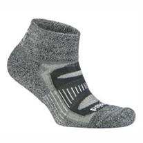 Balega Blister Resist Quarter Socks, Charcoal, Medium