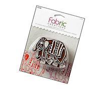 Fabric Creations Block Printing Stamps, 27206 Medium Parade