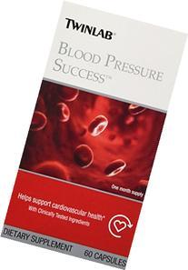 Twinlab Blood Pressure Success, Capsules, 60 ea