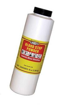BLOOD STOP POWDER - 16 OUNCE