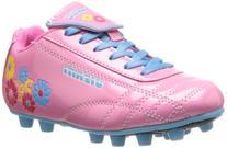Vizari Blossom FG Soccer Shoe ,Pink/Blue,1 M US Little Kid