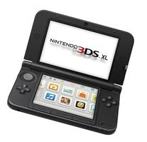Blue Black 3DS XL
