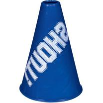 Amscan Sports Party Noisemakers Plastic Megaphones , Blue, 5