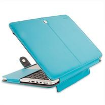 Mosiso Premium Quality PU Leather Book Cover Folio Case with