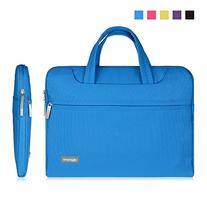Qishare Laptop Case, Laptop Shoulder Bag, Multi-Functional