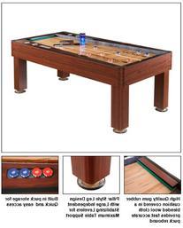 Blue Wave Products NG1201 Ricochet 7 Ft. Shuffleboard Table