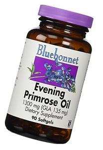 BlueBonnet Evening Primrose Oil 1300 mg