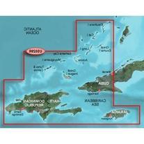 Garmin BlueChart g2 Vision Southern Bahamas Saltwater Map