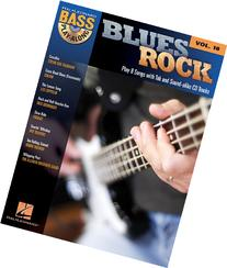 Blues Rock - Bass Play-Along Volume 18