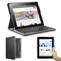 Anker Folio Keyboard Case Bluetooth for iPad 4 / 3 / 2 with