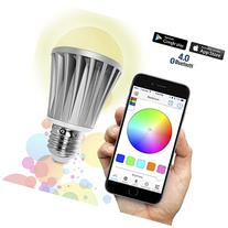Flux Bluetooth Smart LED Light Bulb - Smartphone Controlled