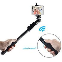 Kootek® Professional Bluetooth Selfie Stick with Remote