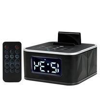 GOgroove BlueSYNC RST Desktop Clock Radio - 12 W RMS - 2 x
