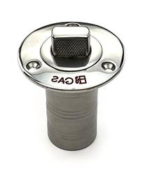 Whitecap Bluewater Push Up Deck Fill - 1 - 1/2 Hose - Gas -