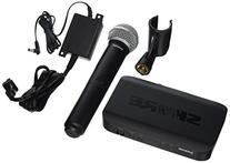 Shure BLX24/PG58-H9 Wireless Vocal System with PG58 Handheld