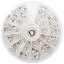 BMC Gorgeous 60pc Crystal Diamond Foiled Pointback