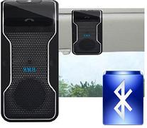 BMR Bluetooth Visor Handsfree Speakerphone Car kit for