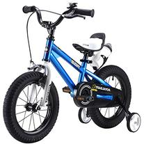 Royalbaby RB12B-6B BMX Freestyle Kids Bike, Boy's Bikes and