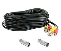 WennoW 50FT BNC Male Cable for Swann / Q-see / Zmodo /