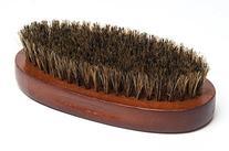 Diane Men's 100% Boar Bristle Medium Military Style Brush