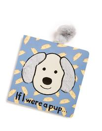 'If I Were A Pup' Board Book, Size One Size - Brown