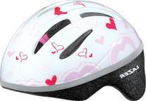 Lazer BOB Infant Helmet White with Hearts One Size