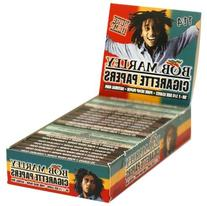 "Bob Marley 1 1/4"" Pure Hemp Cigarette Rolling Papers"