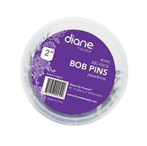 Diane Bob Pins 300 Count Black Tub 2 Inch