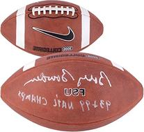 Bobby Bowden Florida State Seminoles Autographed Game