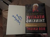 Bobby Knight Coach Signed Autographed Book The Power of