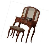 Outstanding Poundex Bobkona Vanity Set Searchub Gamerscity Chair Design For Home Gamerscityorg