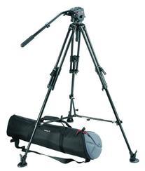 Bogen / Manfrotto Pro Video Kit w/351MVB2 Aluminum Tripod
