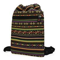Bohemian Backpack Drawstring Bag Tote Case for Amazon Kindle