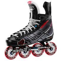 Tour Hockey BoneLite 500 Inline Hockey Skate, Black, 5