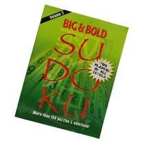 Minerva Books Big & Bold Sudoku Puzzle Book