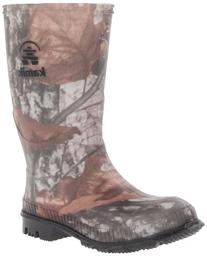 Kamik Stomp Camo Boot ,Camo,12 M US Little Kid