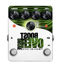 Tech 21 Boost Series BST-O Boost Overdrive Guitar Distortion