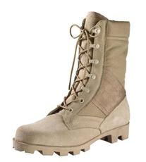 Rothco Desert Tan Speedlace Jungle Boot, 11