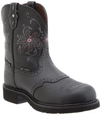 """Justin Boots Women's Gypsy Collection 12"""" Soft Toe ,Aged"""