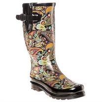 Blazin Roxx Outdoor Boots Womens Paisley 58108