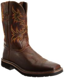 Justin Original Work Boots Men's Stampede Collection 11""