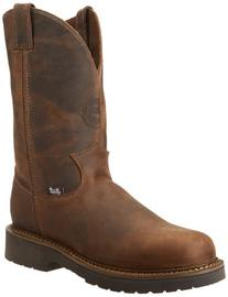 Original Justin 4442 Men's J-Max EH Boot Rugged Chocolate